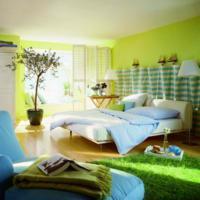 groene slaapkamer ideeen – artsmedia, Deco ideeën