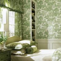 behang slaapkamer groen ~ pussyfuck for ., Deco ideeën