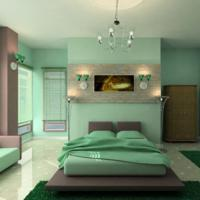 Slaapkamer Groen – artsmedia.info